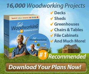 Ted's Woodworking Plan The Best Online