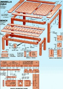 Ted's Detailed Woodworking Plan Blueprints