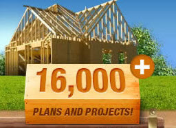 16,000 Woodworking Plans And Projects